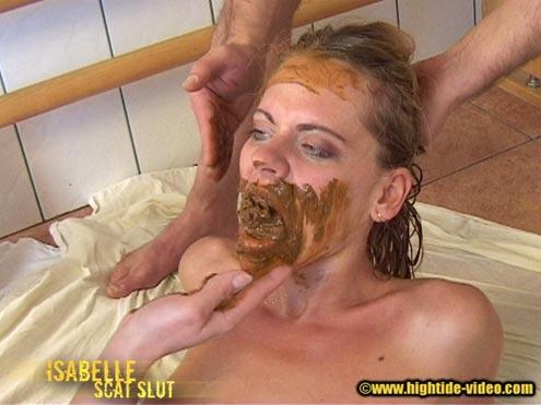 Isabelle scat Louise Hunter
